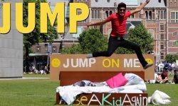 Jump on me
