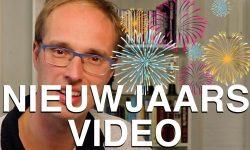 Nieuwjaarsvideo - 3 woorden die je afhouden van succes