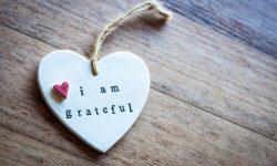 De weg van dankbaarheid