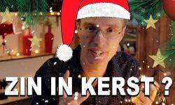 Heb je al zin in Kerst?