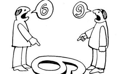 Perceptie is Projectie